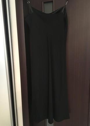 Костёльное чёрное платьице marc cain