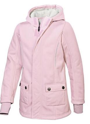 Куртка softshell crivit 146-152