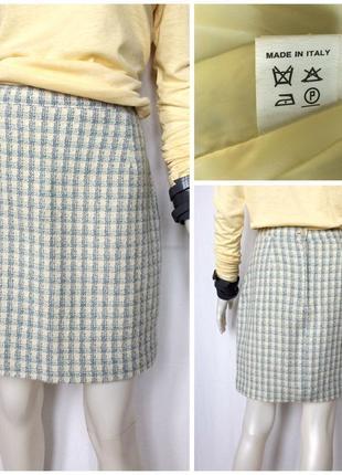 Итальянская юбка в составе альпака