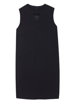 1+1=3 трендовое платье кокон миди