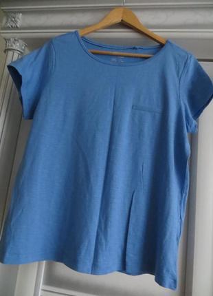Базовая футболка, большой размер