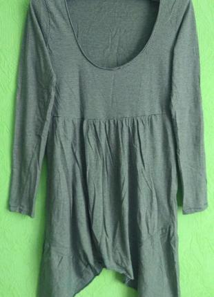 Отдам за вашу цену: платье летнее, весеннее, осеннее трикотажное, р. 36/s/44.