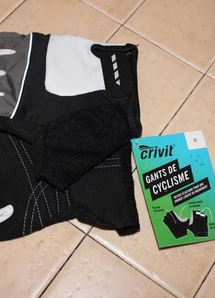 Crivit sports germany перчатки для велосипеда