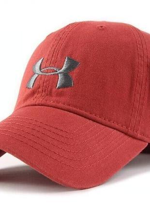 Кепка бейсболка under armour. крутая кепка.