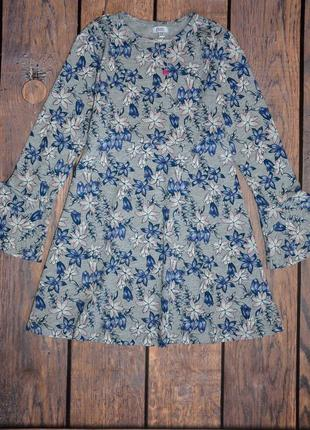 Платье ovs девочке 9-10 лет