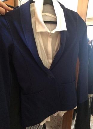 Пиджак и блуза