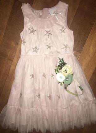 Красивенное платье next