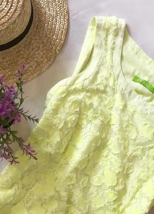 Нежное платье green & country