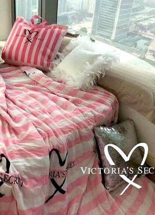 Плед victoria's secret 200*230 см