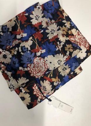 Платок шёлк шарф шаль