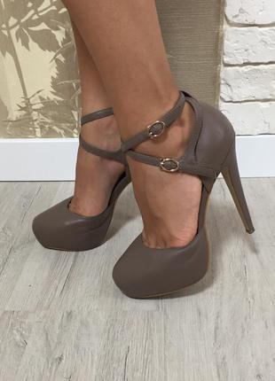 Босоножки-туфли antonio biaggi
