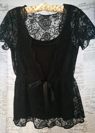 Шикарная,нарядная блуза от s.oliver.