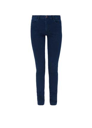 S-s.oliver- темно-синие джинсы скинни на высокую девушку, с биркой.