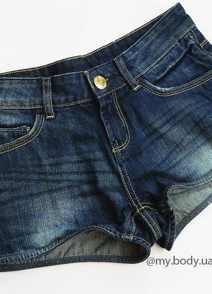 Gina tricot джинсовые шорты