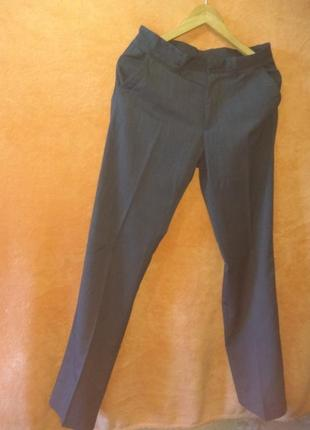 Классические мужские штаны брюки ostin размер s, 48