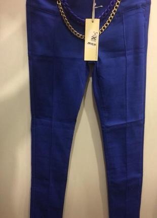 Стильные брюки celyn b elisabetta franchi окончательная распродажа