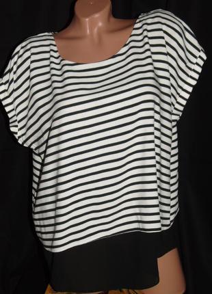 F & f отличная блуза - xl - xxl