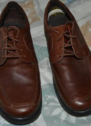 Новые анатомические туфли fly flot англия 28 см 42-43 размер