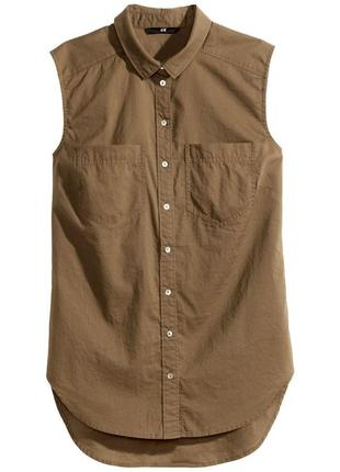 H&m рубашка, м-l