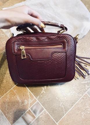 Стильная, женская сумка