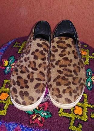 Слипоны леопардовые