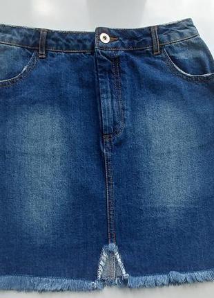 Супер стильная джинсовая юбка от missguided.