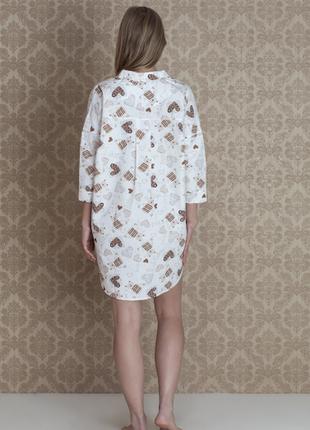 Стильное платье-рубашка hays