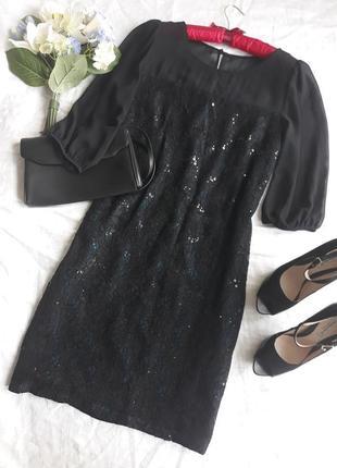 Эффектное платье marks & spencer