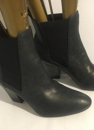 Clarks кожаные ботинки 38,5-42р.
