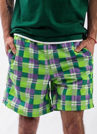Зеленые мужские шорты 2019 - купить недорого мужские вещи в интернет ... 34d32592e1244