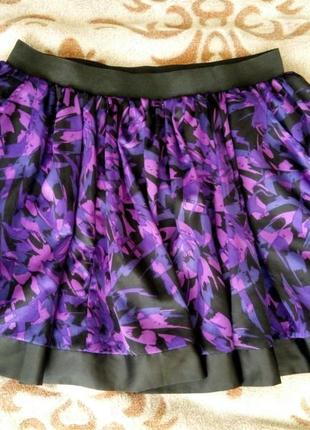 Летняя юбка miss selfridge