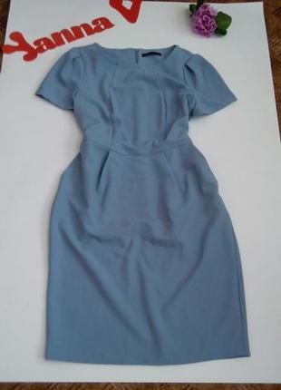 Платье офисное миди футляр бюстье  50 52 размер скидка топ лук скидка sale