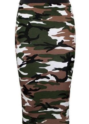 Куплю камуфляжную юбку