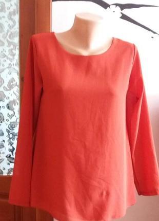 Шифонова блуза блузка