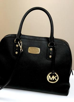 Оригинальная сумка michael kors saffiano leather large