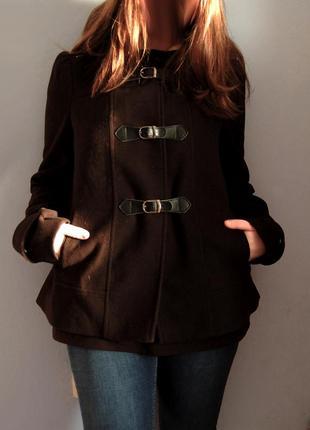 Шикарный дафлкот пальто