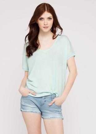Новая летняя футболка oversize р.l фирмы c&a