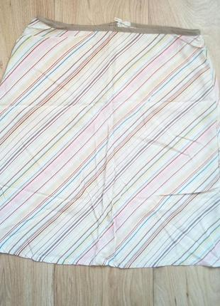 Супер легкая стильная юбка от h&m