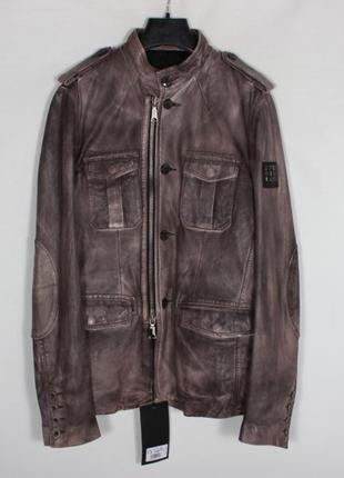 Кожаная куртка richmond оригинал