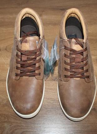 Кожаные ботинки teva sterling chukka leather