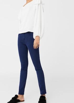 Шикарные джинсы от mango 34, 40р, испания, оригинал
