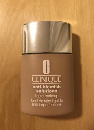 Тональный крем clinique anti-blemish solutions 04