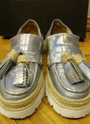 Туфли antonio biaggi кожаные