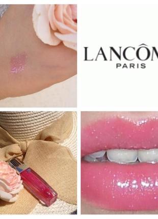 Блеск для губ lancome.  оригинал