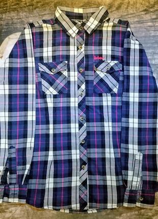 Рубашка lee cooper оригинал!!!