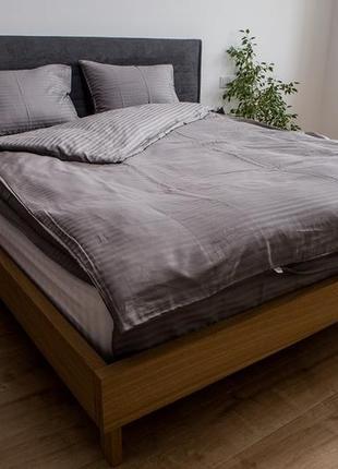 Евро комплект постельного белья. сатин. 100% хлопок. шана-текстиль