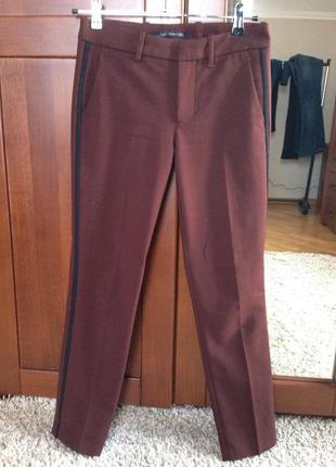 Классические брюки zara xs