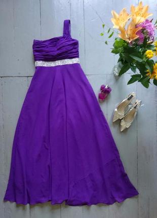 Роскошное вечернее платье торжественное выпускное подружка невесты