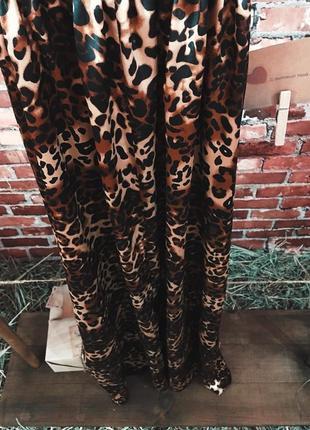 Не пропусти !!!!! суперское леопардовое платье