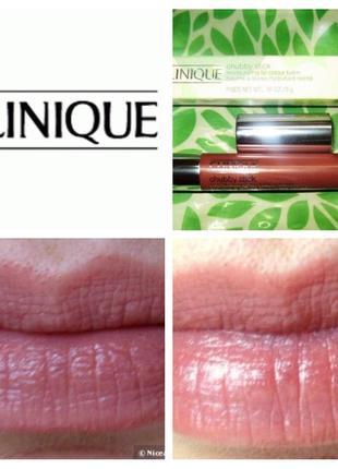 Блеск - бальзам для губ clinique.  оригинал